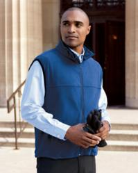 CH905 Chestnut Hill Microfleece Vest